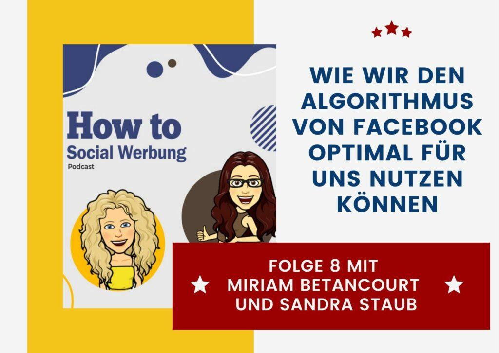 Wie wir den Algorithmus von Facebook optimal für uns nutzen können